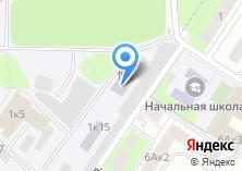Компания «МГУЛ» на карте