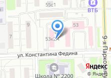 Компания «Психоневрологический интернат №12» на карте