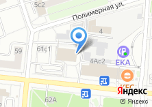 Компания «Азимут-М» на карте
