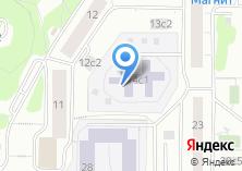 Компания «Детский сад №2457» на карте