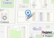 Компания «Территориальная избирательная комиссия района Лефортово» на карте