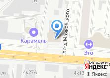 Компания «Максан» на карте