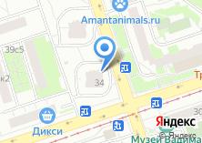 Компания «Новогиреевская» на карте