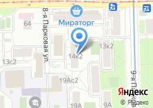 Компания «УФМС Отдел Управления Федеральной миграционной службы России по г. Москве в Восточном административном округе» на карте