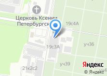 Компания «Магазин венков и цветов» на карте