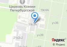 Компания «Гранитный цех» на карте