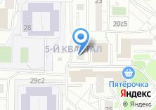 Компания «ДЕЗ района Капотня» на карте