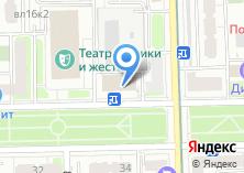 Компания «Интеротель Лтд» на карте