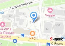 Компания «Eka-drive.ru» на карте