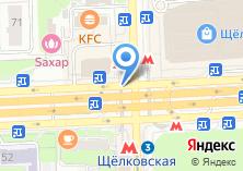 Компания «Станция Щелковская» на карте