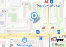 Компания «Детский сад №2251» на карте