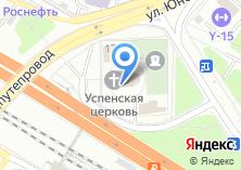 Компания «Храм Успения Божией Матери в Вешняках» на карте