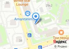 Компания «Доктор МАГ» на карте