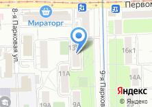Компания «Поступь» на карте
