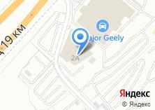 Компания «Фиш Экстрим» на карте