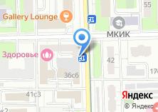 Компания «УЖС-1» на карте