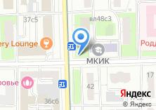 Компания «Канцелярская лавка» на карте