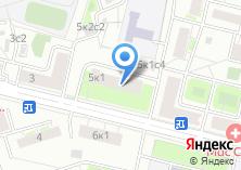 Компания «Участковый пункт полиции район Перово» на карте