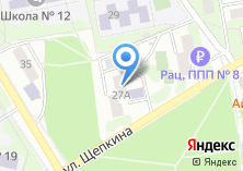 Компания «ЖЭУ №8/1» на карте