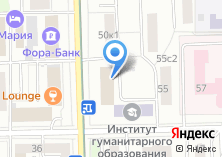 Компания «МЦЖ-Тур» на карте
