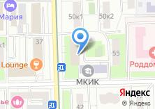 Компания «Копи Райт» на карте