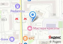 Компания «Max press» на карте