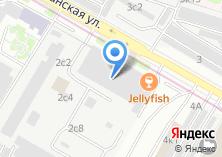 Компания «АвтоДа» на карте