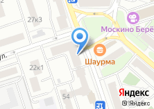 Компания «Инженерная служба района Новогиреево» на карте