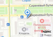 Компания «ПользаМаркет» на карте