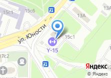 Компания «СК ДИВА» на карте