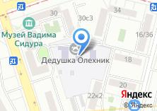 Компания «РОСАГРОИМПОРТ» на карте