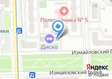 Компания «Карамелия» на карте