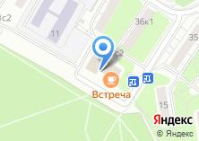 Компания «Корпоратив» на карте
