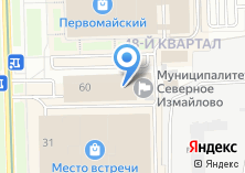 Компания «MASSTOP» на карте