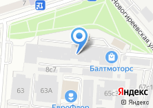 Компания «besthat.ru» на карте
