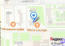 Компания «Мир питомцев» на карте