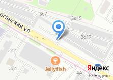 Компания «Автостоянка МООА Московская общественная организация автолюбителей» на карте