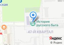 Компания «Средняя общеобразовательная школа №347» на карте