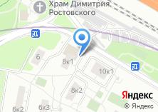 Компания «Восточный двор» на карте