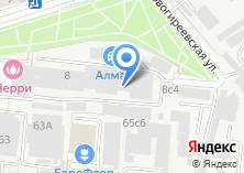 Компания «РЭСТОН-сервис» на карте