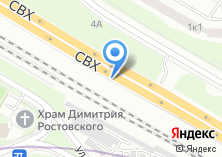 Компания «Автокорона» на карте