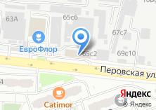 Компания «Офис-Инвест» на карте