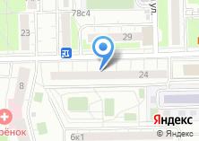 Компания «TwinkleTop» на карте