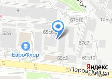 Компания «Дом твоей мечты» на карте