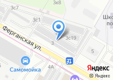 Компания «Бош-сервис» на карте