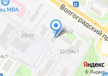 Компания «Общежитие МГАВМиБ» на карте