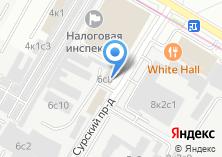 Компания «Евродрова» на карте