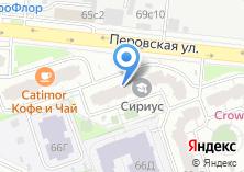 Компания «Строящийся жилой дом по ул. Перовская» на карте