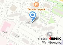 Компания «ДЕЗ района Выхино» на карте