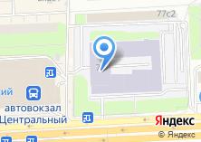 Компания «Яброкер» на карте